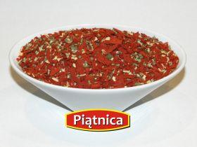 pomidor czosnek bazylia